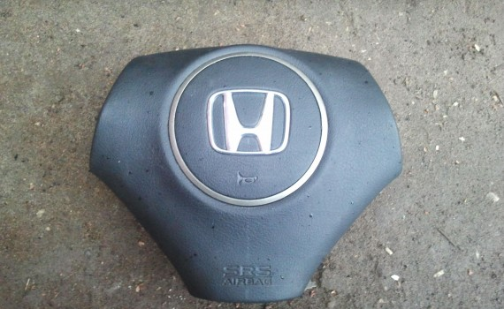 Накладка в руль на Honda Accord 7